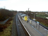 Wikipedia - Bidston railway station