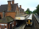 Wikipedia - West Malling railway station