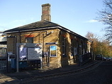 Wikipedia - Westcombe Park railway station