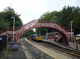 Wikipedia - Wetheral railway station