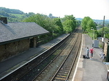 Wikipedia - Whaley Bridge railway station