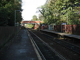 Wikipedia - Woodsmoor railway station