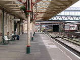 Wikipedia - Workington railway station