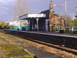 Wikipedia - Worstead railway station