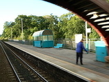Wikipedia - Wylam railway station