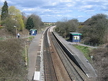 Wikipedia - Wythall railway station