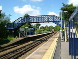 Wikipedia - Yalding railway station
