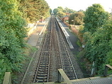 Wikipedia - Yardley Wood railway station