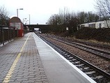 Wikipedia - Yate railway station