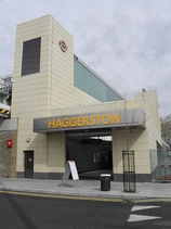 Wikipedia - Haggerston railway station
