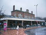 Wikipedia - Blackburn railway station