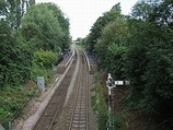 Wikipedia - Bloxwich railway station