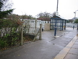 Wikipedia - Blythe Bridge railway station
