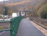 Wikipedia - Abercynon railway station