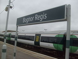 Wikipedia - Bognor Regis railway station