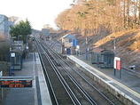 Wikipedia - Botley railway station