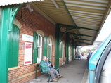 Wikipedia - Brading railway station