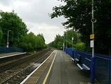 Wikipedia - Bramley (Hants) railway station