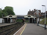 Wikipedia - Branksome railway station