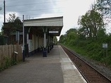 Wikipedia - Bricket Wood railway station