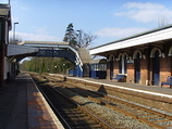 Wikipedia - Albrighton railway station