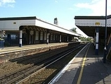 Wikipedia - Broadstairs railway station