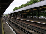 Wikipedia - Brockenhurst railway station
