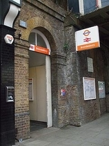 Wikipedia - Brondesbury railway station