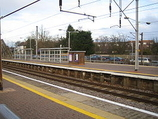 Wikipedia - Brookmans Park railway station