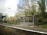 Wikipedia - Bruton railway station