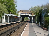 Wikipedia - Burgess Hill railway station