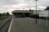 Wikipedia - Burnham railway station