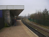 Wikipedia - Burnley Central railway station