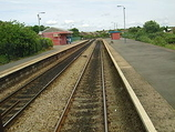Wikipedia - Cadoxton railway station