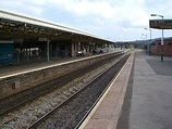 Wikipedia - Caerphilly railway station