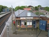 Wikipedia - Camborne railway station