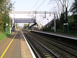 Wikipedia - Canley railway station