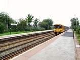 Wikipedia - Capenhurst railway station