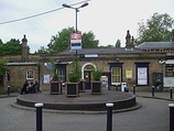 Wikipedia - Catford Bridge railway station
