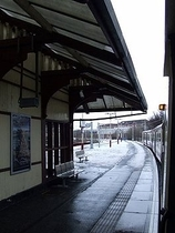 Wikipedia - Cathcart railway station