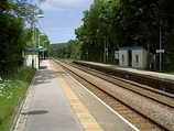 Wikipedia - Cefn-y-Bedd railway station