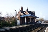 Wikipedia - Alsager railway station