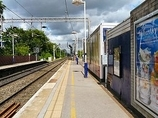 Wikipedia - Cheadle Hulme railway station