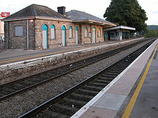 Wikipedia - Chepstow railway station