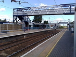 Wikipedia - Cheshunt railway station