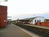 Wikipedia - Chorley railway station