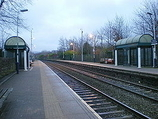 Wikipedia - Church & Oswaldtwistle railway station