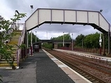 Wikipedia - Cleland railway station