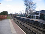 Wikipedia - Clitheroe railway station