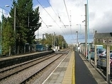 Wikipedia - Cononley railway station